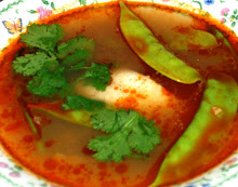 Tom Yum Soup with Flounder