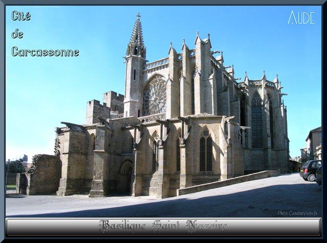 Basilique Saint Nazaire