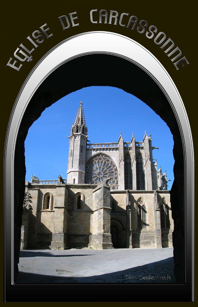 Eglise de Carcassonne
