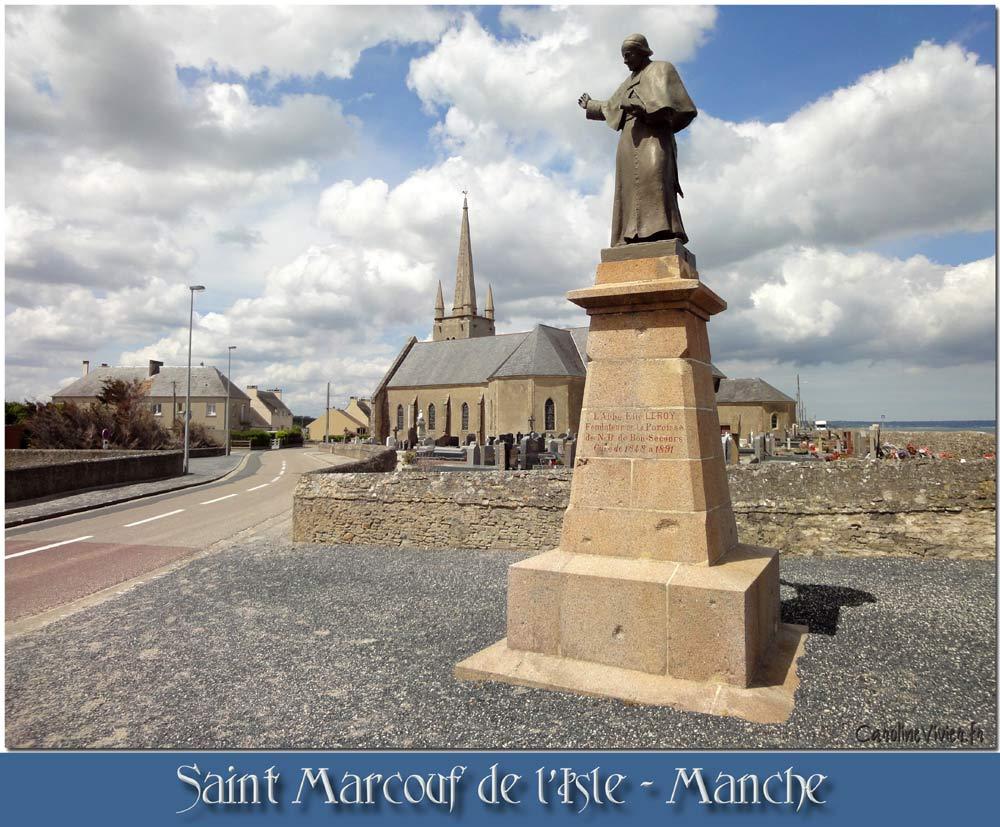 EGLISE DE SAINT MARCOUF DE L'ISLE