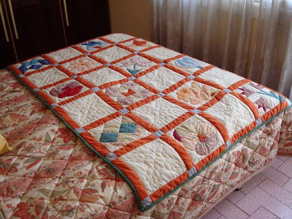 ¿Cuál fue tu primer trabajo de patchwork?
