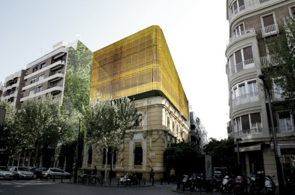 Jesus sanz castro colegio de arquitectos c rdoba - Colegio de arquitectos de cordoba ...