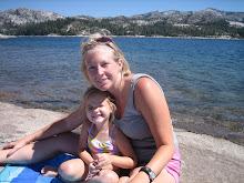 Swimming at Loon Lake