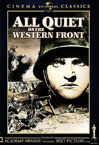 All Quiet on the Western Front movies in Germany