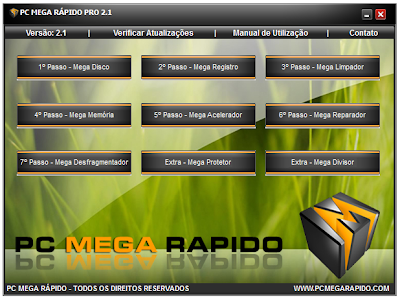 screen Download   PC Mega Rápido PRO 2.1