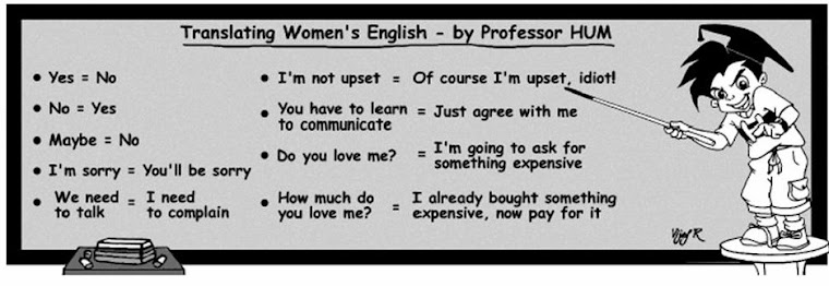 Translating Women's English...