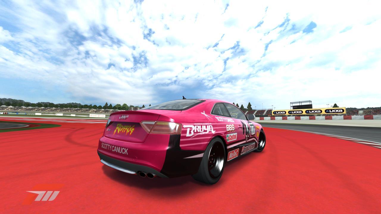 Forza 3 Tune Release: Audi S5