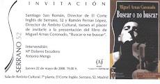 CONVITE  -  C.Dolores Escudero- www.adamardada.org