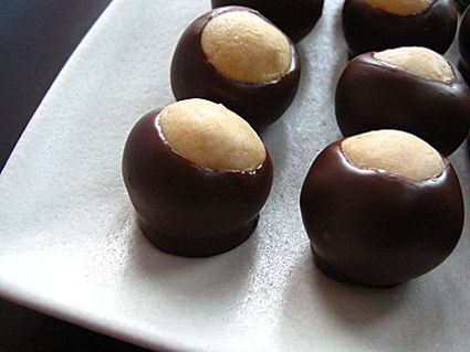 Healthy Cooking for a Picky Husband: Buckeyes