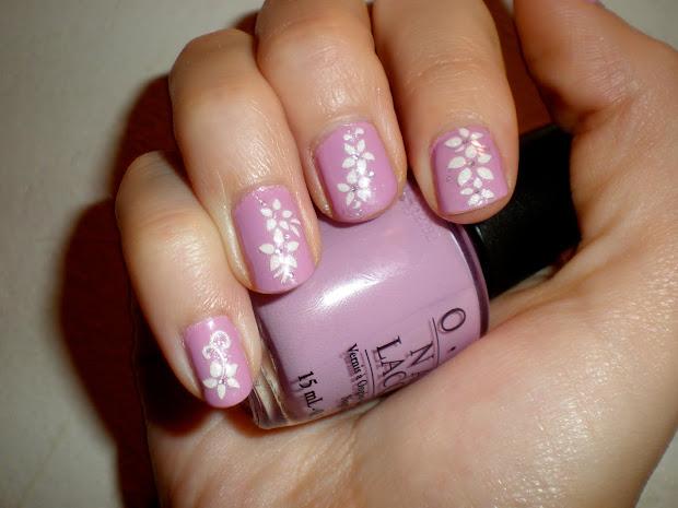 beauty . easy nail design