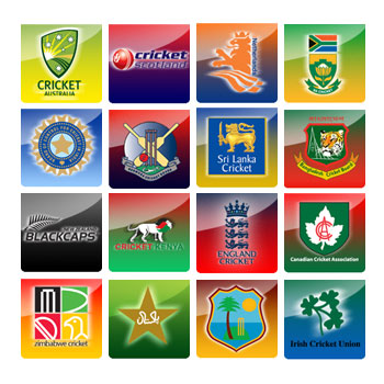 cricket world cup 2011 logo vector. world