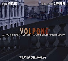 Wolf Trap Opera Company&#39;s Recording of VOLPONE nominated for GRAMMY