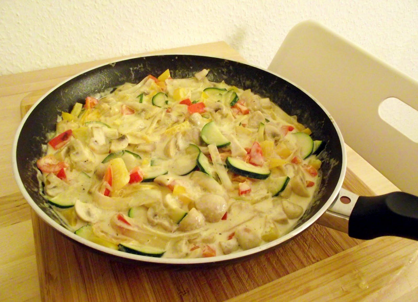 einfache vegane gem sepfanne vegane rezepte auf laubfresser