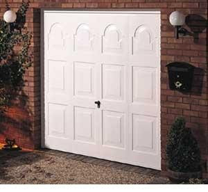 Click for special offers on garage doors from The Garage Door King