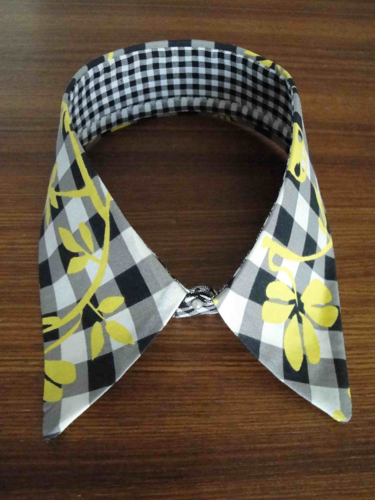 3 sheets collar tutorial if you come up with a great idea id love to see it have fun collar making jeuxipadfo Gallery