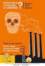 Non a la Incineración de Borrafes