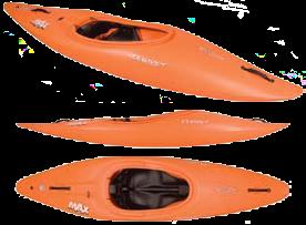 Dagger RPM, el nostre kayak