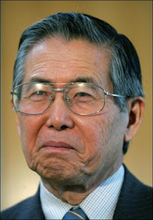 Alberto Fujimori, 'El Chino'