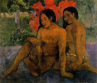 El oro de sus cuerpos - Paul Gauguin