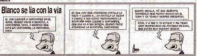 Viñeta de Ansola en El Diario Montañés