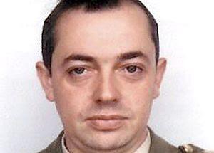 Brigada Luis Conde de la Cruz, asesinado por ETA en Santoña