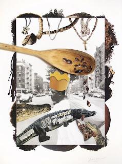 Collage Ay Harlem! - Jessica Lagunas