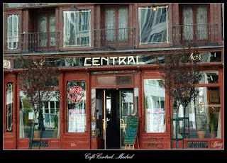 Café Central - Madrid