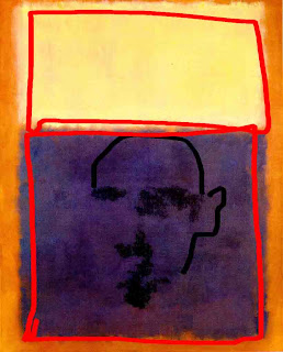 Red, Orange, Tan and Purple - Mark Rothko