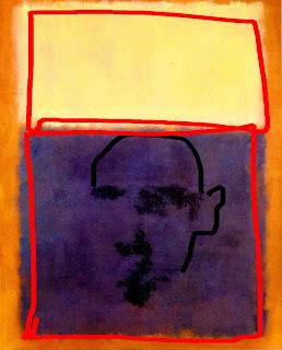 Red, Orange, Tan and Purple - Mark Rothko