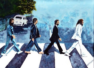 Abbey Road - Barry Roberts
