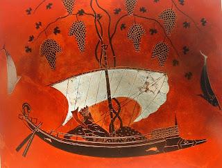 Barco - Arte romano