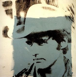 Dennis Hopper - Andy Warhol, 1971