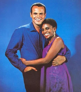 Harry Belafonte y Miriam Makeba