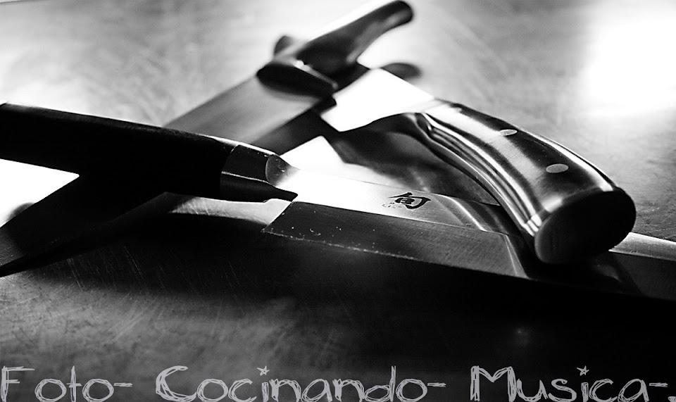 Foto Cocinando Musica