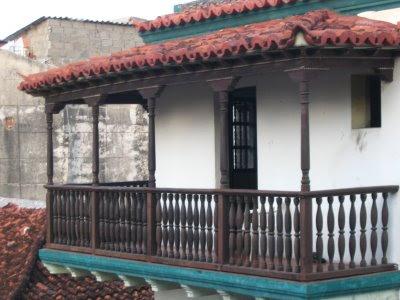 Arte colonial: arquitectura civil: la casa y vivienda colonial