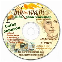 CDs and Slideshow Resources--more at http://cathyjohnson.info