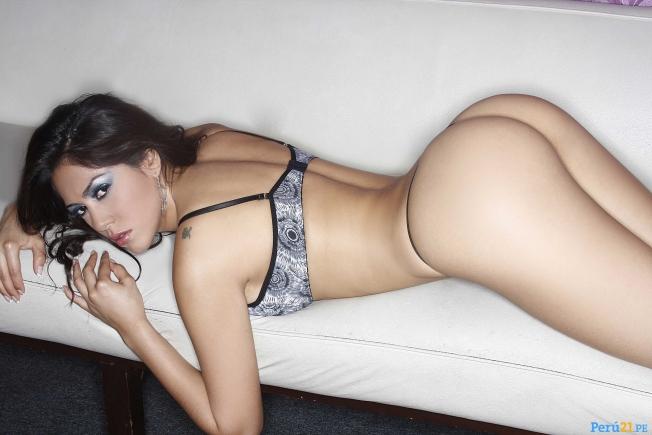 Response To Cindy Davila Chica Peru Modelo Peruana