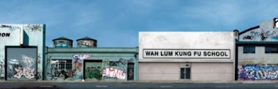 Escola de Kung Fu