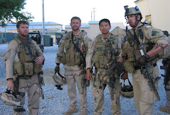 Marcus Luttrell and Seal Team 10