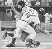 Baseball played right