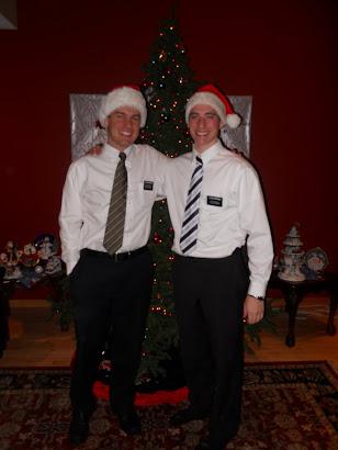 Elder Watkins & Elder Browning