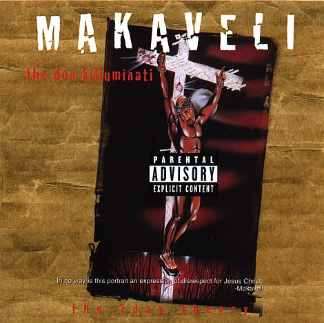 Tupac   Makaveli The Don Killuminati The 7 Day Theory