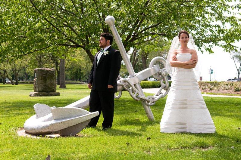Lorain Ohio wedding photography