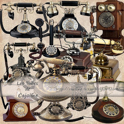 http://cajoline-scrap.blogspot.com/2009/10/freebie-12-tubes-psp-telephones-anciens.html