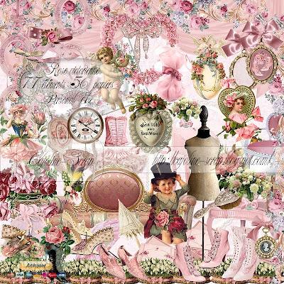 http://cajoline-scrap.blogspot.com/2009/11/freebie-kit-rose-victorienne-pu.html