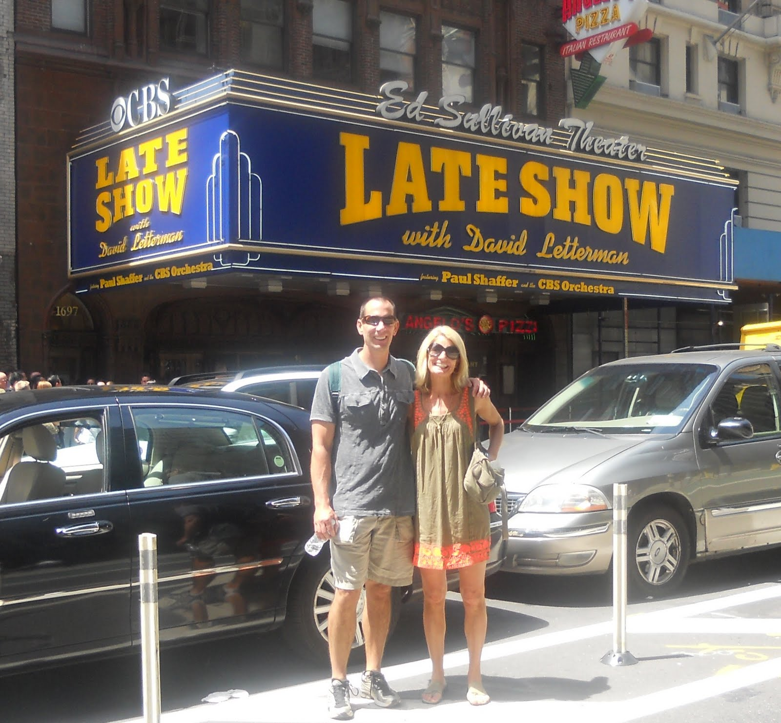 LETTERMAN TICKETS STANDBY