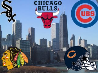 Chicago Sports Needs Bailout