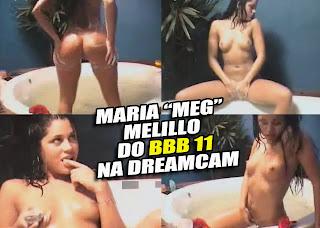 Da Maria Melillo Tomando Banho No Bbb Fotos Pelada