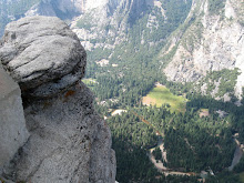 The Valley from Glacier Point