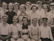 grandma's high school class